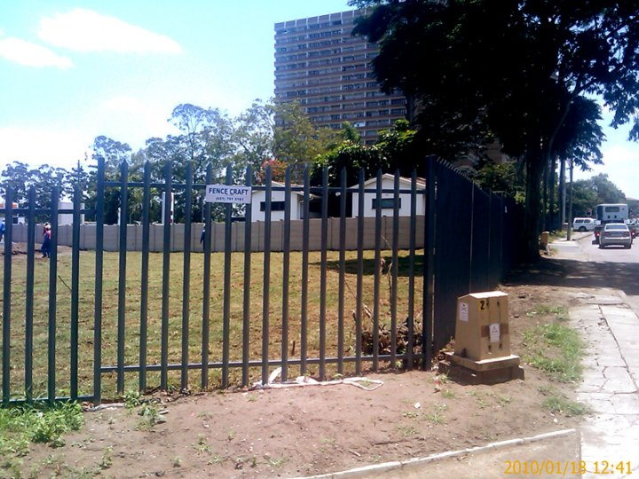 Steel Fencing Pinetown Steel Fencing Manufacturerssteel